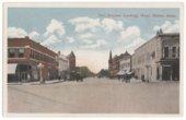 Street scene, Salina, Kansas