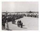 Dedication, Schilling Air Force Base, Salina, Kansas
