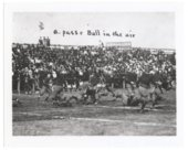 Football Games, Washburn University, Topeka, Kansas