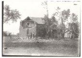 Tornado damage near Coyville, Wilson County, Kansas