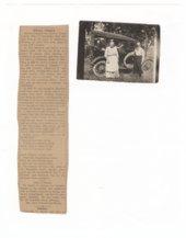 Samuel Peppard scrapbook