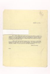 Dr. Karl Menninger Ladies Home Journal Letters 160-180