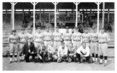 Men's baseball team, Colby, Thomas County, Kansas