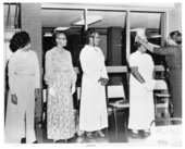 Kansas Association of Colored Women's Clubs photographs