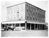 Opelt's Hotel, Colby, Thomas County, Kansas