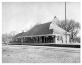 Union Pacific Railroad Company depot, Lawrence, Kansas