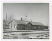 Chicago, Rock Island & Pacific Railroad depot, Holton, Kansas