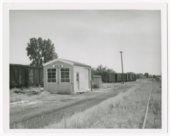 St. Louis-San Francisco Railway box depot, Weir City, Kansas
