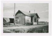 Union Pacific Railroad Company depot, Milford, Kansas