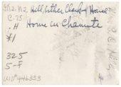 Home of Esther Clark Hill, Chanute, Neosho County, Kansas