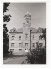 Clay County Courthouse, Clay Center, Kansas
