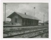 Missouri Pacific Railroad depot, Muscotah, Kansas