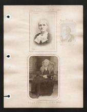 Maude Mitchell scrapbook