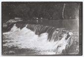 Walnut River power dam, Arkansas City, Kansas