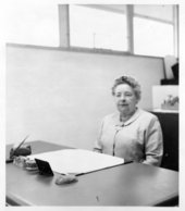 Ruth Langdon, Logan County, Kansas