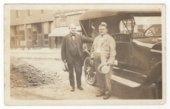 William Jennings Bryan and Walt Mason in Emporia, Kansas