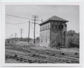 St. Louis, San Francico Railway PB tower, Paola, Kansas