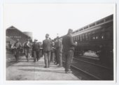 Atchison, Topeka and Santa Fe Railway Company depot, Valley Falls, Kansas