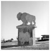 Monarch of the Plains, Fort Hays, Kansas