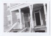 South porch rehabilitation, Grinter Place, Wyandotte County, Kansas