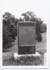 Markers, Linn County, Kansas