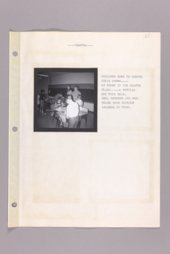 Goddard Woman's Club project book