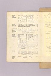 Goddard Woman's Club scrapbook