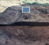 Excavation at the Country Club Site