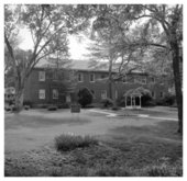 East Building, Shawnee Indian Mission