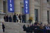 Inauguration ceremony of Kansas Governor Laura Kelly, Topeka, Kansas