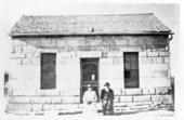 Sven Fred Bjorkgren homestead, Logan County, Kansas