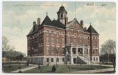 Kingman County Courthouse, Kingman, Kansas