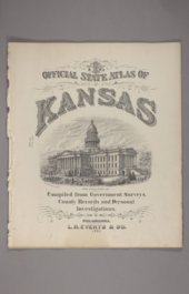 Official State Atlas of Kansas Illustrations