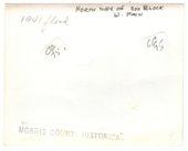 Council Grove flood 1951