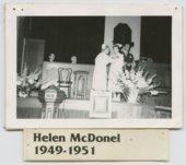 Helen McDonel