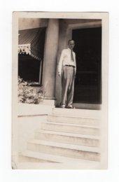 Halstead Hospital staff Dr. George A. Westfall Jr.