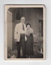 Photographs of Dr. Arthur E. Hertzler