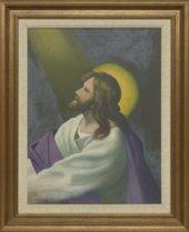 Arthur Tice painting