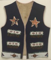 Kaw Ceremonial Vest