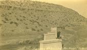 Atchison, Topeka & Santa Fe Railway Company bridge, Abo Canyon, New Mexico