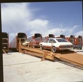 Autoveyor cars and ramps, Oklahoma City, Oklahoma