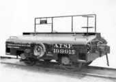 Test weight car
