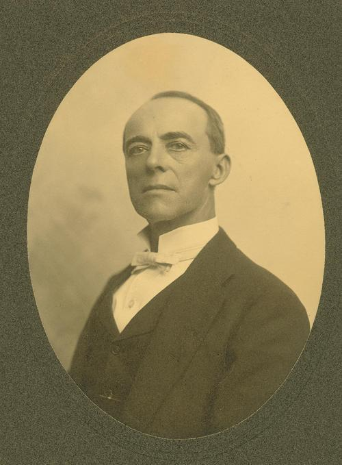 Frank H. Doster, Chief Justice of the Kansas Supreme Court, 1897-1903 - Page