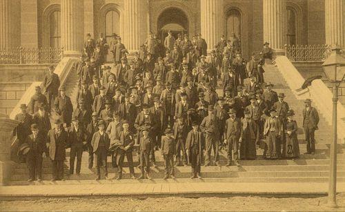Kansas State Senators, Topeka, Kansas - Page