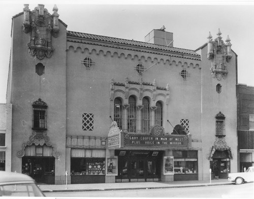Granada Theatre, Emporia, Kansas - Page
