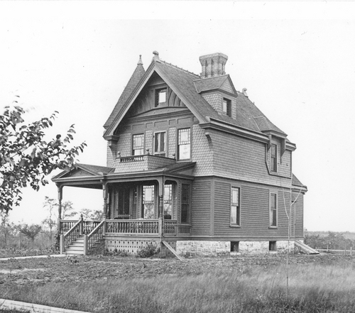 Marbury house, Topeka, Kansas - Page