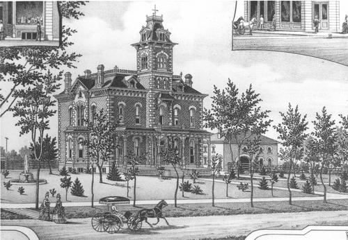 Lebold Mansion, Abilene, Kansas - Page