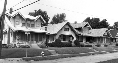 Hanover Heights Historic District, Kansas City, Kansas - Page