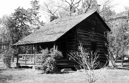 Dietrich Cabin, Ottawa, Kansas - Page