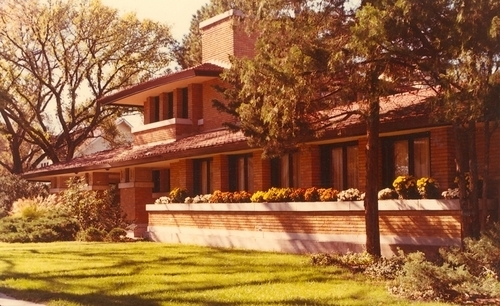 Henry J. Allen House, Wichita, Kansas - Page